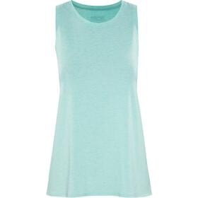 Patagonia Glorya - Camisa sin mangas Mujer - azul